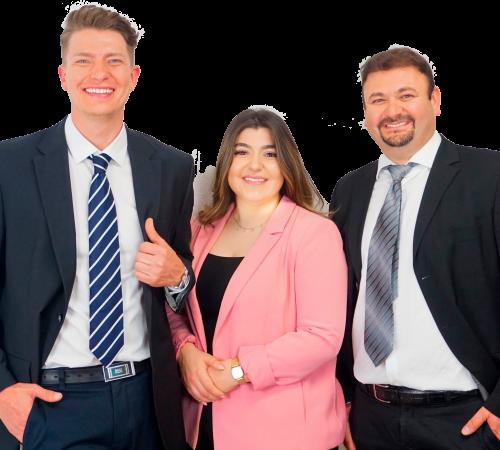 Das Strucken-Irgat Team