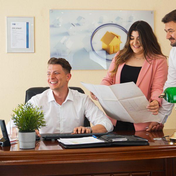 Das Team von Strucken-Irgat Immobilien